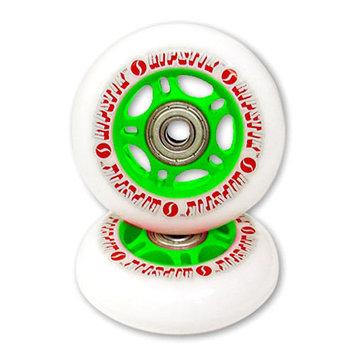 Razor RipStik Replacement Wheel Set - Green