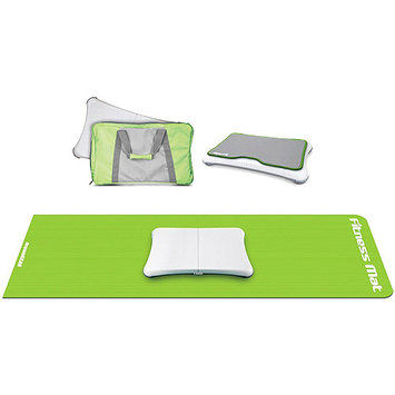 Creative Mind Interactive DGWII-1108 3-In-1 Fitness Bundle- Mixed