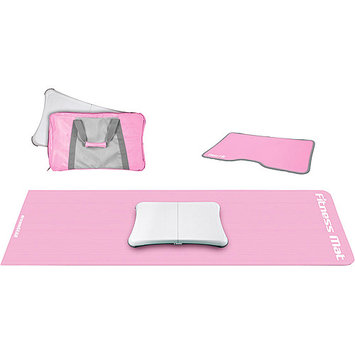 Creative Mind Interactive DGWII-1150 3-In-1 Lady Fitness Workout Kit- Pink