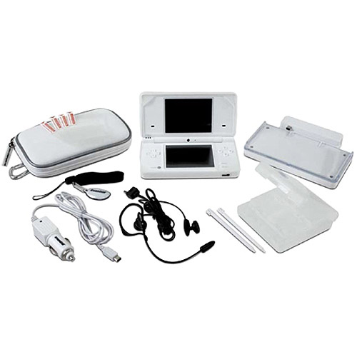 DreamGEAR DSi 11 In 1 Starter Kit - White