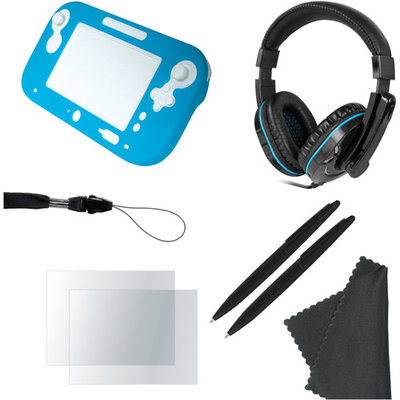 Dreamgear 8-in-1 Essentials Pack (Wii U) DGWIIU-4314