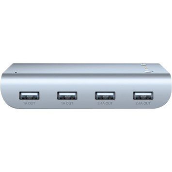 Isound 4702 Portable Battery Bank Silver