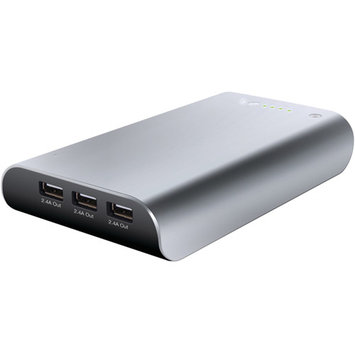 Isound 4703 Portable Battery Bank Silver