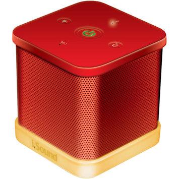 Dreamgear DG-iSound-5415 Iglowsound Cube - Red
