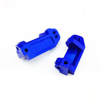 Atomik Rc Alloy C-Hub for Traxxas Stampede 2WD, 1:10, Blue