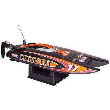 Joysway Magic Cat Mini Electric RC Catamaran Racing Boat RTR