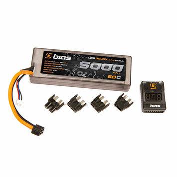 Bias 50C 2S 5000mAh 7.4V Sport Power LiPO Battery with Uni Plug