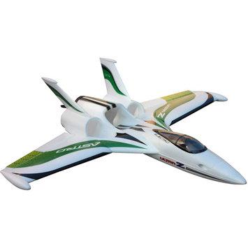 Zeta Science Ultra Z Astro 810mm 4CH PNP Pusher RC Jet Plane