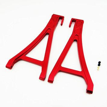 Atomik Rc Atomik Alloy Front Lower Arm 1:10 Traxxas Revo - Red