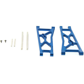 Gpm Racing GPM Rear Arm Set - Blue for 1:10 Associated Prolite 4X4