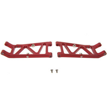 Gpm Racing GPM Rear Arm Set - Red for 1:10 Associated B44.2