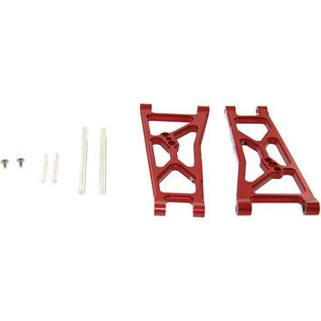 Gpm Racing GPM Rear Arm Set - Red for 1:10 Associated Prolite 4X4