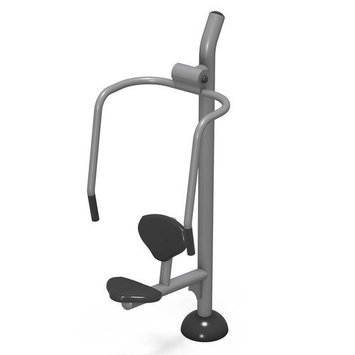Ultra Play Surface Mount Chest Press UP166SM
