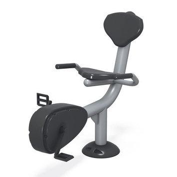 Ultra Play FitTech Surface Mount Recumbent Bike
