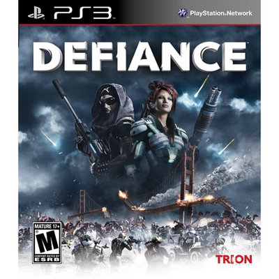 Defiance PS3 Game Trion Worlds
