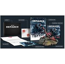 mco Video Games Defiance Collector's Edition Playstation3 Game Trion Worlds
