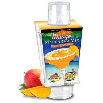 Island Life 2114014 Tropical Mango Margarita Gift Set - 6 Packs