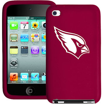 Varsity Jacket FVA3691 (Silicone)-iPod Touch-Arizona Cardinals-4th Gen-Crimson