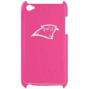 Varsity Jacket FVA5456 Pink Solo-iPod Touch 4th Gen-Carolina Panthers-Pink