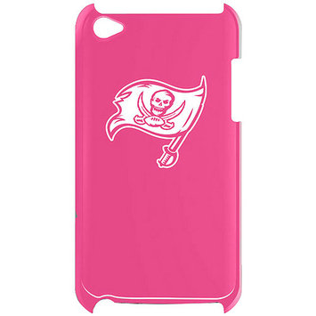 Varsity Jacket FVA5481 Pink Solo-iPod Touch 4th Gen-Tampa Bay Buccaneers-Pink