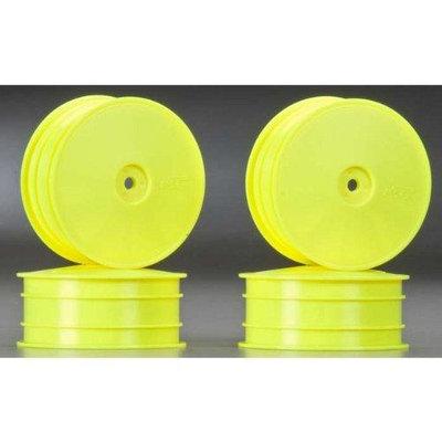 Front Mono Wheel, Yellow: B44.1 JCOC3397 J CONCEPTS