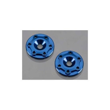 1/8 Illuzion Finnisher Wing Button, Blue: BX JCOC2213 JCONCEPTS INC