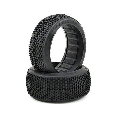 JCONCEPTS 3090-08 Chasers Red Compound 1/8 Buggy Tire JCOC3112 J Concepts