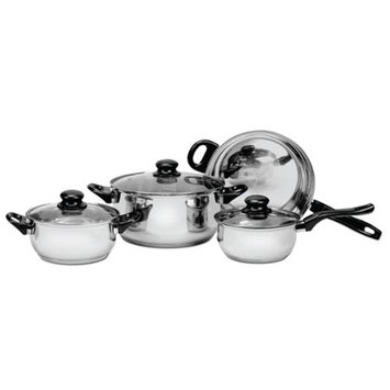 Ragalta RCW017 7pc Stainless Steel Cookware Set