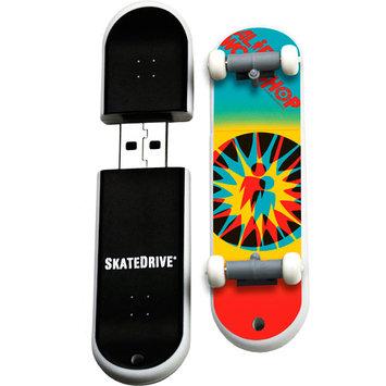 Action Sport Drives Alien Workshop 8GB OG Starburst SkateDrive USB Flash Drive
