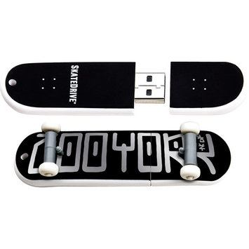 Action Sport Drives Zoo York 8GB Pureba SkateDrive USB Flash Drive