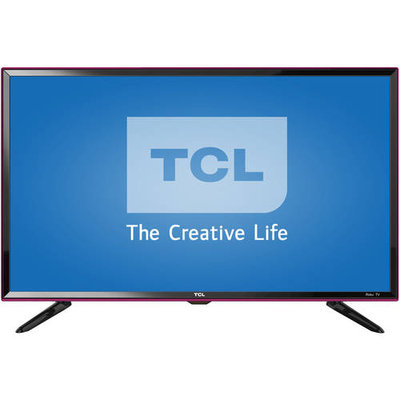 Tcl Decorator 32s3850a 32 720p Led-lcd Tv - 120 Hz - Led - Smart Tv - Pc Streaming - Internet Access - Media Player