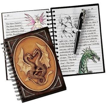Design Toscano The Sentinels' Book of Secrets