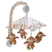 Trend Lab Morgan the Monkey Musical Crib Mobile
