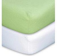 Trend Lab 2-Pk. Flannel Crib Sheets