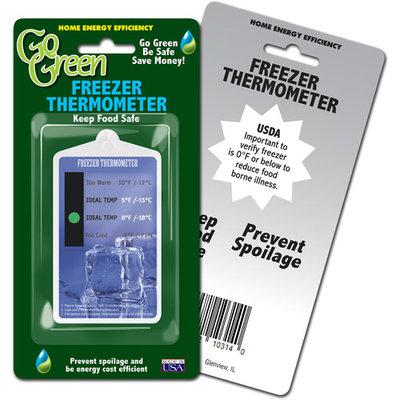 Lcr Hallcrest Hallcrest PFR103-14-4pk Hallcrest Freezer Thermometer 4pk