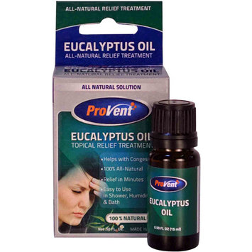 Schiff ProVent Eucalyptus Oil Topical Relief Treatment, 0.50 fl oz