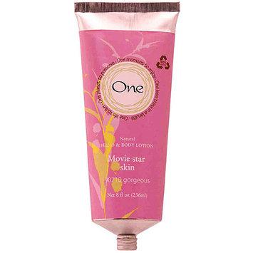 One Hand & Body Lotion - Movie Star Skin, 8 oz