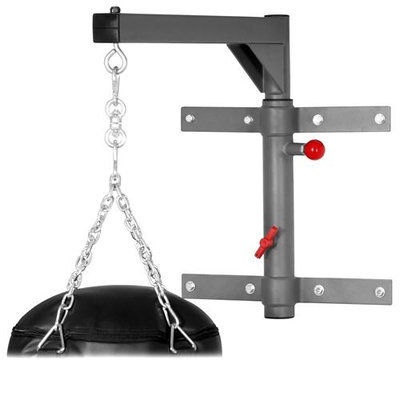 XMark Fitness XM-2831 Spacemiser Pivoting Heavy Bag Wall Mount