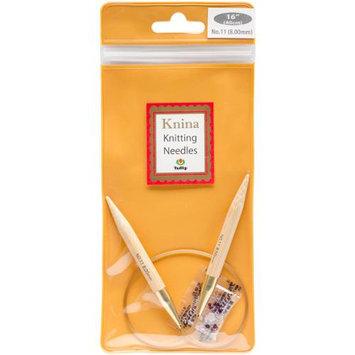 Tulip Knina Knitting Needles 16-Size 11/8mm 073284 Tulip Needle Company