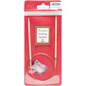 Tulip Knina Knitting Needles 32-Size 6/4.25mm 073667 Tulip Needle Company