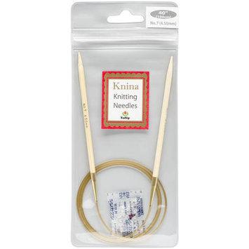 Tulip Knina Knitting Needles 40-Size 7/4.5mm 073977 Tulip Needle Company