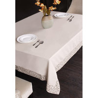Jovi Home Terni Hand-sequined Oversized Table Cover