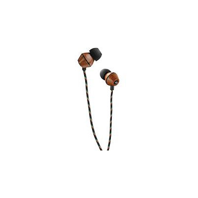 Marley Jammin People Get Ready In-Ear Headphones With Carry Bag, Midnight