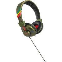 Marley Positive Vibration On-Ear Headphone / Roots