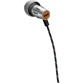 The House of Marley Legend Regal In-Ear Earbuds w Mic