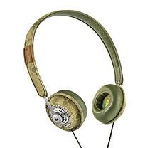 House of Marley Harambe On-ear Headphones with Remote and Microphone