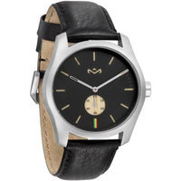 The House Of Marley, Llc. House of Marley Fluid Leather Strap Analog Watch WM-FA002-IO