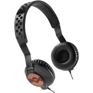 House of Marley Liberate On-Ear Headphones - Black