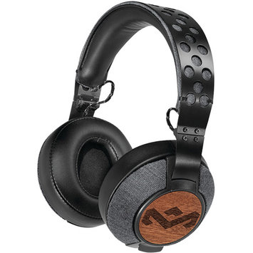 The House Of Marley, Llc. House of Marley Liberate XL Over-Ear Headphones (Saddle)