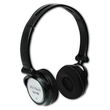 FIRST AUDIO MANUFACTURING DJH200 Professional DJ Headphones